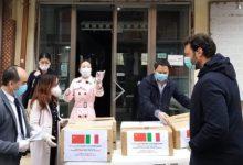 Siracusa| Raccolta fondi della comunità cinese: Donati 3 mila mascherine e due ventilatori polmonari