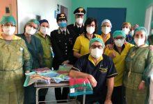 Siracusa| Consegnati alla Neonatologia corredini in lana merinos