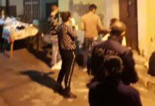 Lentini| Interrotta grigliata al centro della via con la partecipazione di persone del vicinato