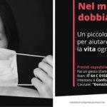 Siracusa| #Essereuniti: Al via la campagna raccolta fondi pro Umberto I