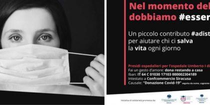 Siracusa  #Essereuniti: Al via la campagna raccolta fondi pro Umberto I