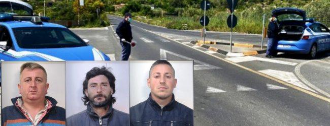Avola| Arrestati dalla polizia di Stato tre ladri di agrumi