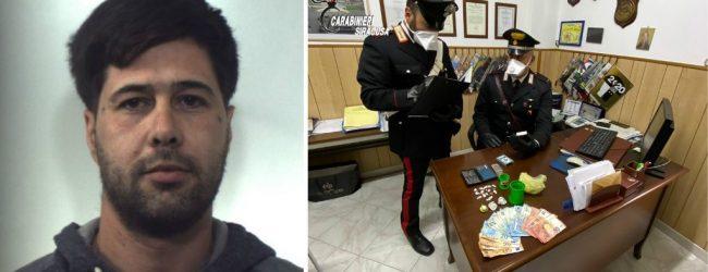 Noto-Rosolini| Coppia deteneva droga in casa: Arrestati dai carabinieri
