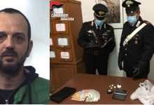 Noto| Deteneva droga in casa: Arrestato dai carabinieri