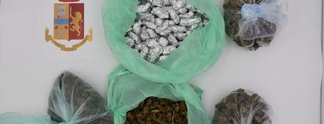 Siracusa| Trovato con 250 grammi di marijuana nella borsa della spesa