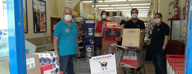 Augusta| L'Inner Wheel dona dispositivi di sicurezza all'ospedale e cibo ai bisognosi