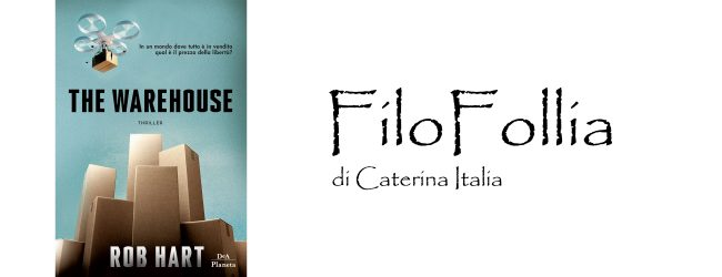 Augusta| FILOFOLLIA di Caterina Italia – The Warehouse