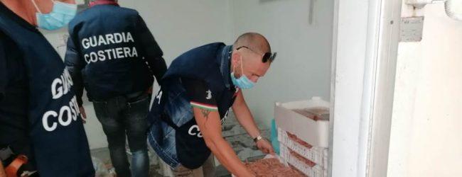 Portopalo| Sequestrati in un deposito 140 chili di pesce privo di tracciabilità
