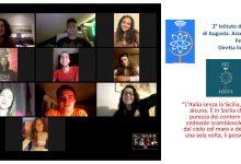 Augusta| Celebrata dal Ruiz sul web la festa dell'autonomia siciliana.