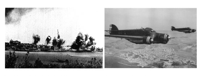 """Augusta  """"Augusta delenda est"""". Riflessioni e vagheggiamenti sul 13 maggio 1943, a cura di un augustano smarrito nell'iperuranio."""