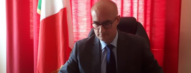 Siracusa| Il primo Dirigente Giuseppe Anzalone lascia la Questura aretusea