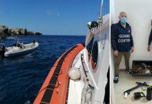 Siracusa| Pescatori di frodo in area Marina protetta