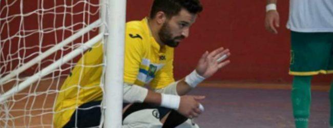Melilli| L'estremo Carlos Dalcin lascia e approda al Sandro Abate