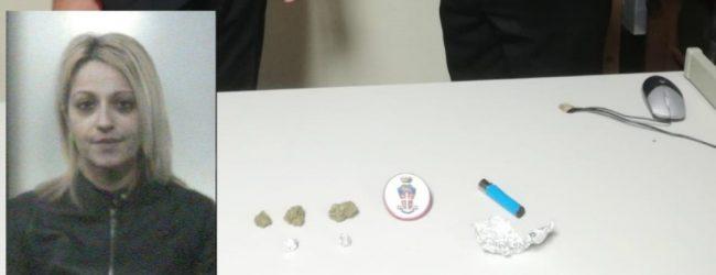 Avola| Donna agli arresti domiciliari per detenzione di droga
