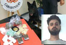 Siracusa| Operazione Aretusa: Perquisito in casa deteneva 350 grammi di droga