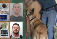 Siracusa| Sequestrata droga e arrestati due spacciatori di 25 e 21 anni