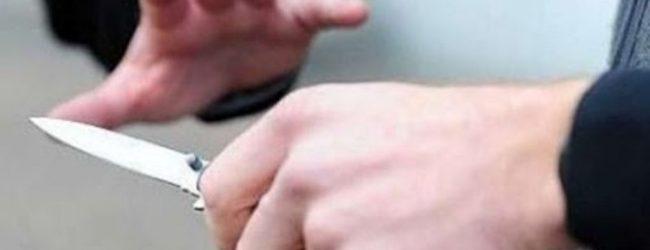 Rosolini| Dopo un'accesa discussione la moglie sferra una coltellata marito