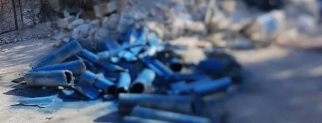 Siracusa| Rifiuti, differenziata al 40%: raccolte 3 tonnellate di amianto