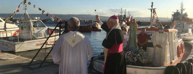 Augusta  Celebrato ieri il centenario dell'Apostolato del mare