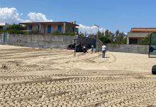 Augusta| Mille euro di sanzione per rastrellamento della spiaggia