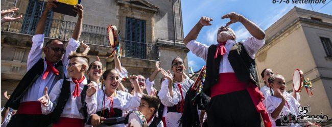 Augusta  Il Gruppo Folk al Festival internazionale del folclore 2020