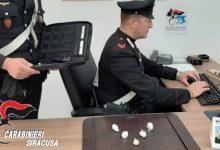 Augusta  Arrestato spacciatore catanese, nascondeva cocaina