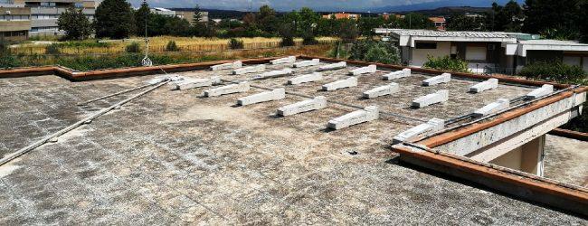 Lentini | Impianti fotovoltaici sulle scuole, via ai lavori di installazione