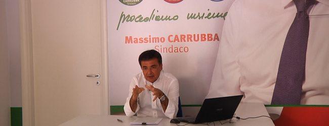 Augusta| Massimo Carrubba candidato sindaco: libero di amministrare<span class='video_title_tag'> -Video</span>