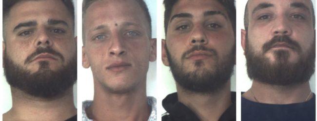 """Siracusa  Operazione """"Posto fisso…dello spaccio """". Arrestate 8 persone che operavano nell'isola di Ortigia"""