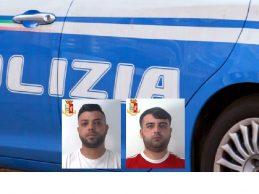 Lentini   Sfuggono a un controllo della polizia, denunciati due giovani