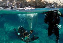 Agrigento| Il Covid non ferma l'attività dei palombari della Marina di Augusta
