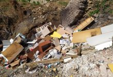 Floridia| Esposto di Legambiente: rifiuti urbani ingombranti e speciali abbandonati nel territorio