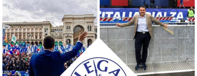 Augusta  Casertano della Lega è il candidato del centrodestra
