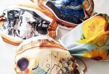 Augusta| Mascherina artistica: la pandemia affrontata con l'arte