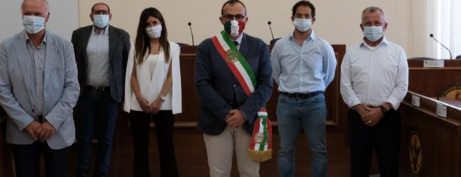 Melilli| Nominati gli Assessori e assegnate le deleghe, soddisfazione del sindaco Carta