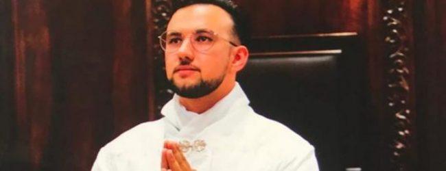 Augusta| Matteo Vasco, sacerdote novello: stasera l'ordinazione