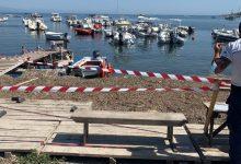 Augusta| Sgombero imbarcazioni e sequestro pontile sul lungomare di Brucoli