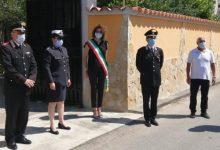 Augusta| Inaugurato il posto fisso Carabinieri ad Agnone Bagni