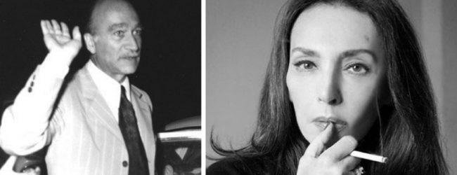 Siracusa e Provincia| Intitolare una via a Giorgio Almirante e Oriana Fallaci