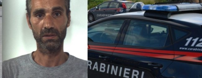Rosolini  Evade dai domiciliari: arrestato dai carabinieri