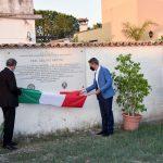 Augusta| Commemorato il Ten. Cesare Artoni, medaglia d'argento al valor militare<span class='video_title_tag'> -Video</span>