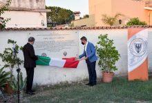 Augusta| Commemorato il Ten. Cesare Artoni, medaglia d'argento al valor militare