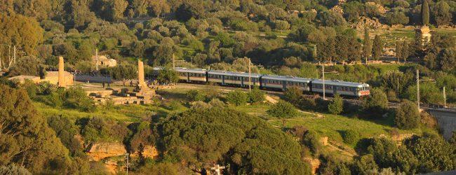 Palermo  Ritornano i treni storici della Fondazione FS Italiane (Gruppo FS Italiane)