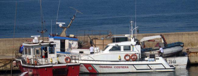 Augusta  Continua l'attività di polizia e di vigilanza svolta dalla Capitaneria di Porto-Guardia Costiera