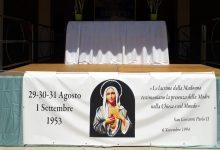 Siracusa| Si apre oggi il 67mo anniversario della Lacrimazione della Madonna