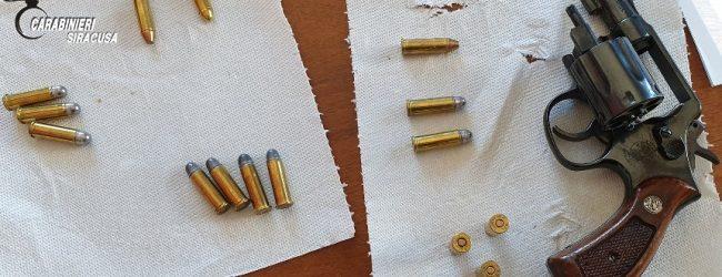 Siracusa  In possesso di munizioni e di una Smith & Wesson: arrestato un ristoratore