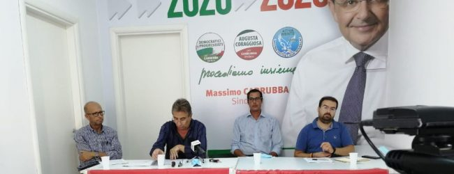 Augusta| Articolo Uno sostiene Carrubba e presenta il segretario cittadino<span class='video_title_tag'> -Video</span>