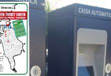 Siracusa| Parcheggi Molo S.Antonio e Talete. Al via nuovo sistema di pagamento