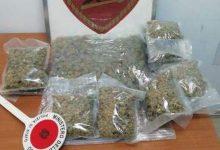 Siracusa| A Targia arrestato spacciatore e sequestrato 2 kg di marijuana