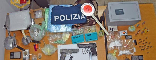 Siracusa| Sequestrati armi e droga per un valore di oltre 30mila euro